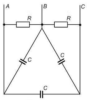 Разрядный резистор для конденсатора